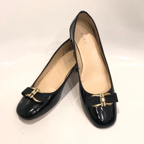 b570924b440 Women's Sesto Meucci Black Shoes Size 8.5
